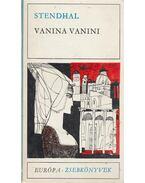 Vanina Vanini - Stendhal
