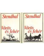 Vörös és fehér I-II. - Stendhal
