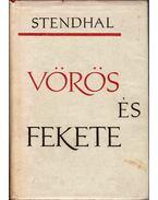Vörös és fekete - Stendhal