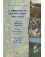 A határon átnyúló együttműködések irányvonalai - Stephanie Sersli, Kiszel Vilmos