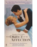 The Object of My Affection - Stephen McCauley