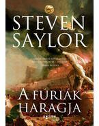 A fúriák haragja - Steven Saylor