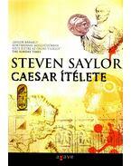 Caesar ítélete - Steven Saylor