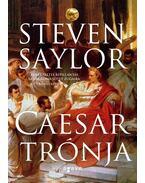 Caesar trónja - Steven Saylor