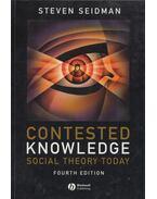 Contested Knowledge - Steven Seidman