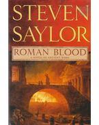 Roman Blood - Steven Taylor