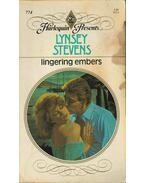 Lingering Embers - Stevens, Lynsey
