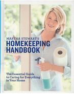 Martha Stewart's Homekeeping Handbook - STEWART, MARTHA