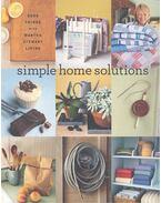 Simple Home Solutions - STEWART, MARTHA