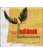 Indiánok hadiösvényen - Stingl, Miloslav