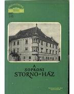 A soproni Storno-ház - Storno Pál