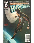 Supreme Power: Hyperion 5. - Straczynski, Michael J., Jurgens, Dan, Johnson, Staz