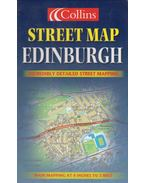 Street Map Edinburgh