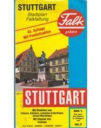 Stuttgart Stadtplan