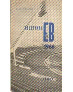 Atlétikai EB 1966 - Subert Zoltán