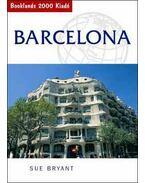 Barcelona -Útikönyv - Sue Bryant