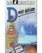 D mint delírium - Sue Grafton