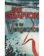 V is for Vengeance - Sue Grafton