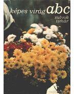 Képes virágábécé - Sulyok Mária, Tímár Zsuzsa