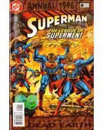 Superman Annual 8. - West, Kevin J,, Grindberg, Tom, David Michelinie
