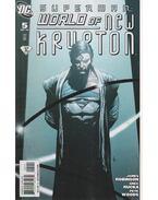 Superman: World of New Krypton 5. - Robinson, James, Greg Rucka, Woods, Pete