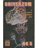 Univerzum 86/5. - A szaglászó pillangók esete - Surányi Éva