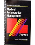 Medical Perioperative Management '89/'90 - Susan D. Wolfsthal