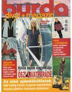 Burda 1999/10. október - Susanne Walsleben (szerk.), Molnár Márta (szerk.)