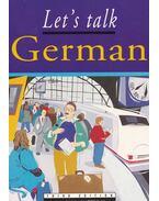 Let's talk German - Sutton, Peter