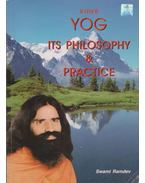 Yog Its Philosophy & Practice - Swami Ramdev