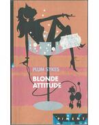 Blonde Attitude - Sykes, Plum
