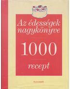 Az édességek nagykönyve - Sylvia Mercier-Gabet