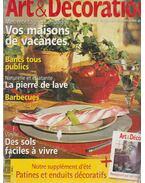 Art & Décoration Juillet-Aout 2005 - Sylvie Gendron