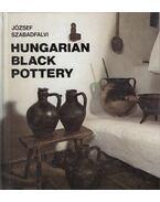 Hungarian Black Pottery - Szabadfalvi József