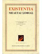 Existentia Vol. III-IV / 1993-94 / Fasc. 1-4 - Szabó Árpád