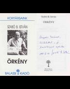 Örkény (Szabó B. István által dedikált) - Szabó B. István