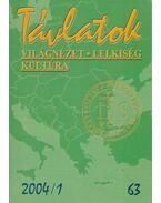 Távlatok 2004/1 - Szabó Ferenc
