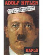 Adolf Hitler Napló - Szabó Flóra