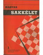 Magyar sakkélet 1967/1968/1969 (teljes) - Szabó László