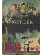 Sziget-kék - Szabó Magda