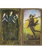 A tarot - kártyával - Szabó Mária