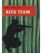 Alfa team - Szabó Miklós