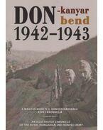 Don-kanyar - Don Bend 1942-1943 - Szabó Péter dr.