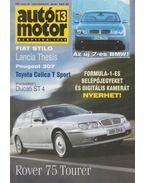Autó-Motor 2001. június 26. - Szabó Róbert