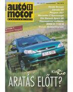 Autó-Motor 2001. május 29. - Szabó Róbert