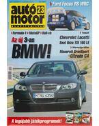 Autó-Motor 2004. november 17. - Szabó Róbert