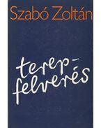 Terepfelverés - Szabó Zoltán