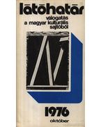 Látóhatár 1976 Október - Szabolcsi Miklós