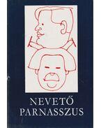 Nevető parnasszus (dedikált) - Szalay Károly