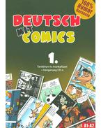 Deutsch mit Comics 1. - Szalay Kristóf